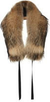 Ellery Fox Fur Stole