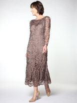 Soulmates D1423 Tea Length Dress