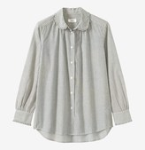 Toast Double Ticking Stripe Shirt