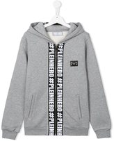 Philipp Plein Plein hero print hoodie