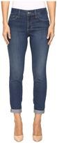 NYDJ Rachel Roll Cuff Ankle in Charing Cross Women's Jeans