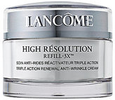 Lancôme High Resolution Refill-3XTM Triple Action Renewal Anti-Wrinkle Cream SPF 15