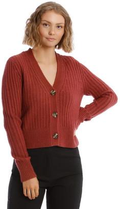 Tokito Long Sleeve 3-Button Cardigan