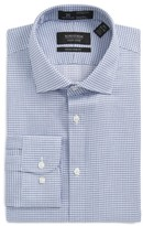 Nordstrom Men's Smartcare(TM) Extra Trim Fit Check Dress Shirt