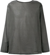 Lemaire loose fit shirt - men - Cotton - 48