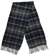 Jack and Jones Check Scarf Mens