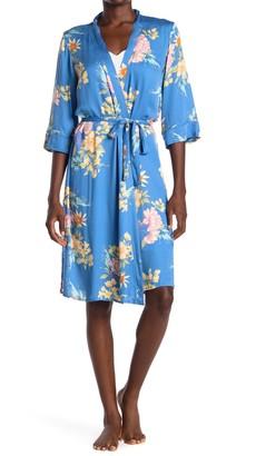 PJ Salvage Beach Babe Floral Print Robe
