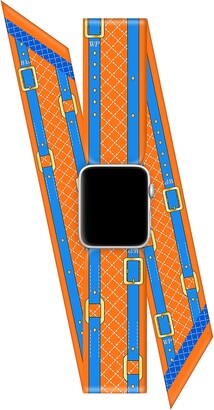 Wristpop Mimosa Straps 42mm/44mm Apple Watch Scarf Watch Band