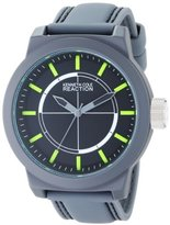 Kenneth Cole Reaction Unisex RK1421 Street Fashion Analog Display Japanese Quartz Grey Watch