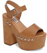 Steve Madden Women's Adrina Studded Platform Sandal