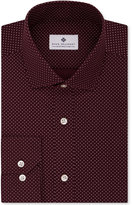 Ryan Seacrest Distinction Men's Slim-Fit Non-Iron Dot-Print Dress Shirt, Only at Macy's