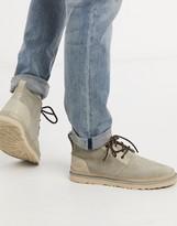 UGG neumel leather desert boots