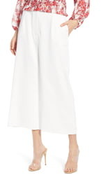 WAYF Tyson Wide Leg Crop Pants