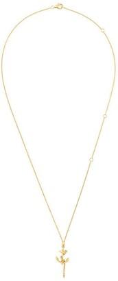 Kasun London Anchor Pendant Necklace