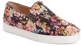 Christian Louboutin Women's Pik Boat Floral Slip-On Sneaker
