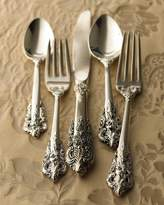 Godinger 92-Piece 20th-Century Baroque Silver-Plated Flatware