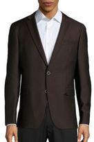 Sand Italian Wool Sportcoat