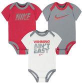 Nike Three-Pack Bodysuit Set