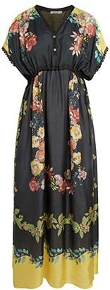 Johnny Was Ginny Lined Dress (Multi) Women's Dress