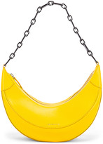 REJINA PYO Banana Bag in Yellow | FWRD