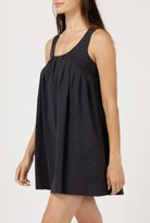 Azalea Front Pleat Tank Dress