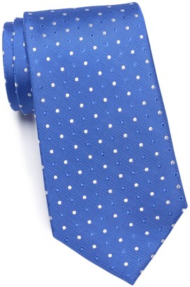 Tommy Hilfiger Denver Dot Silk Tie