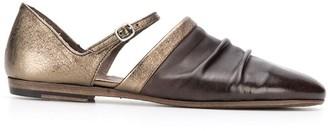 Pantanetti round toe shoes