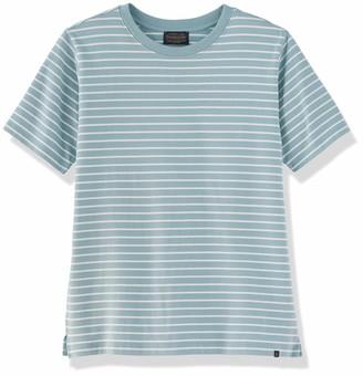Pendleton Women's Short Sleeve Deschutes Stripe Tee