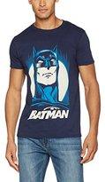 Batman Men's Dc Originals Simplified T-Shirt