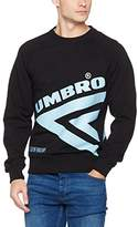 House of Holland Men's Umbro Diamond Side Rib Sweatshirt