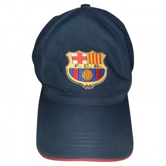 Nike Blue Cotton Hats & pull on hats