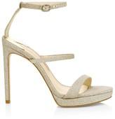 Sophia Webster Rosalind Platform Glitter Sandals