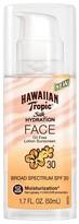 Hawaiian Tropic Silk Hydration Sunscreen Face Lotion with SPF 30 - 1.7 oz