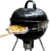 Charcoal Companion Pizza Kit for Kettle Grills
