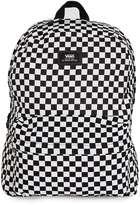 Topman Vans Black And White Check Backpack