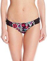 Jessica Simpson Women's It Girl Hipster Bikini Bottom