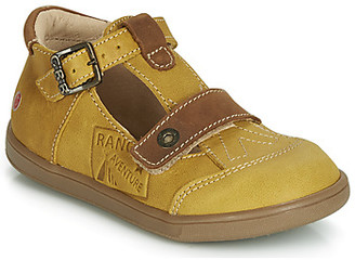 GBB AREZO boys's Sandals in Yellow