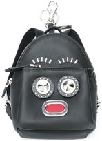 Fendi surprised backpack bag charm