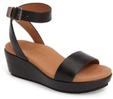 Gentle Souls Women's Morrie Wedge Sandal