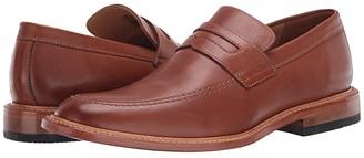 Bostonian No16 Soft Way (Dark Tan Leather) Men's Shoes