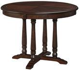 Asstd National Brand Blue Ridge 42 Round Dining Table