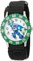 Disney Kids' W003052 Miles from Tommowland Analog Display Analog Quartz Watch