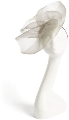 Nerida Fraiman Royal Garden Party Swirl Disc Hat