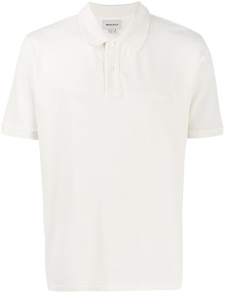 Woolrich Embroidered Logo Polo Shirt