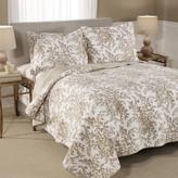 Laura Ashley Home Bedford Cotton Coverlet Set