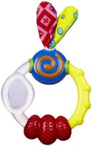 Nuby Teething Ring - Wacky - 3+ Months