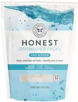 The Honest Company Dishwasher Packs