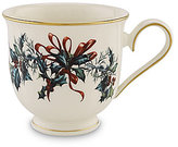 Lenox Winter Greetings Tea Cup