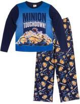 MINIONS Boys' 2-Piece Licensed Jogger Pyjama Set