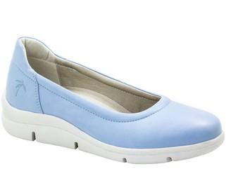 Dromedaris Slip-On Leather Shoes - Vanessa